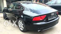 Audi A7 from Germany