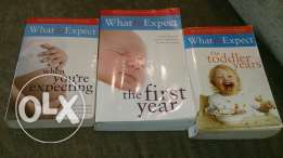 The 3 book series what to expect