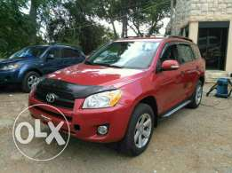 toyota Rav4 _2012 full option clean carfax 4x4