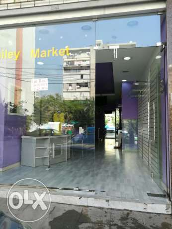 Store in zalka for rent