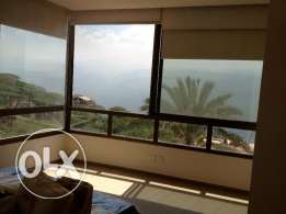 180 M2 Luxury furnished Appartment in Broumana