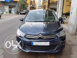 2013 Citroen C4 With Only 20000 Km 1 Owner Company Source& Maintenance