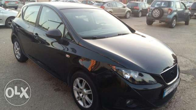 Seat Ibiza model 2011 look 2012 Manual Transmission