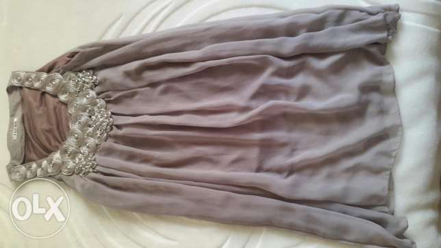 Short dress/long top on a legging size small
