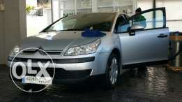Citroen C4 SX 2007 trade is a + for Santa Fe or Liberty