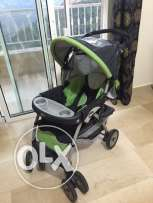 stroller chicco 100$