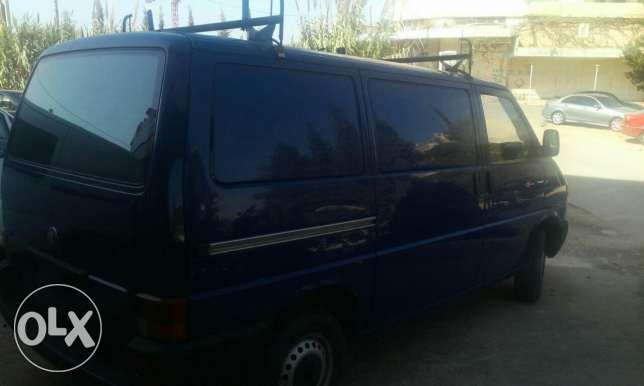 Wv transporter 1998 blue الكورة -  4
