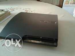 Ps3 slim 150gb with 21 games and accessories