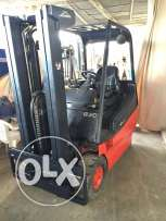 forklift electric, sikatrik, رافعة شوكية