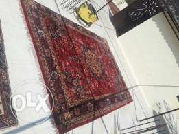 Iranian carpet in good condition