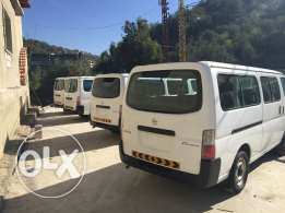 Nissan Urvan new arrival 2010 special edition