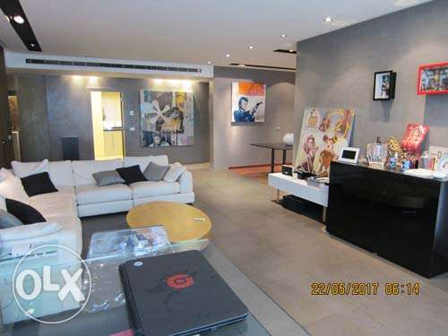 145sqm New Modern and Furnished Apartment for Sale Sioufi Ashrafieh