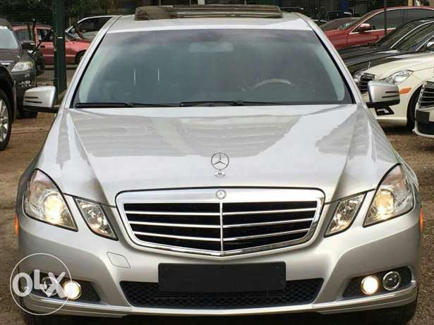 E350 model 2010 full options