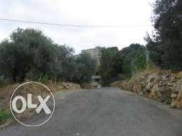 Land 1012 sqm zone 45/90 for sale in Bsous- Aaley