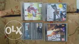 4 ps3 games perfect condition (you are allowed to test them)