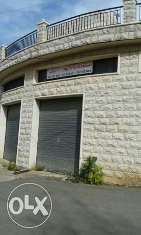 3 garages in falougha