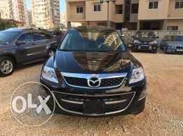 cx9 model2010 blk/blk leather ajnabi navigation