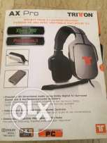 49$ w btetzabat Tritton Gaming Headset for PS4/PS3/XboxOne/Xbox360