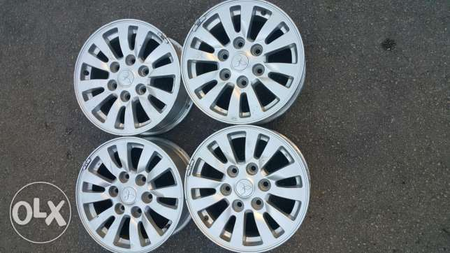 Wheels for mitsubishi pager 2013