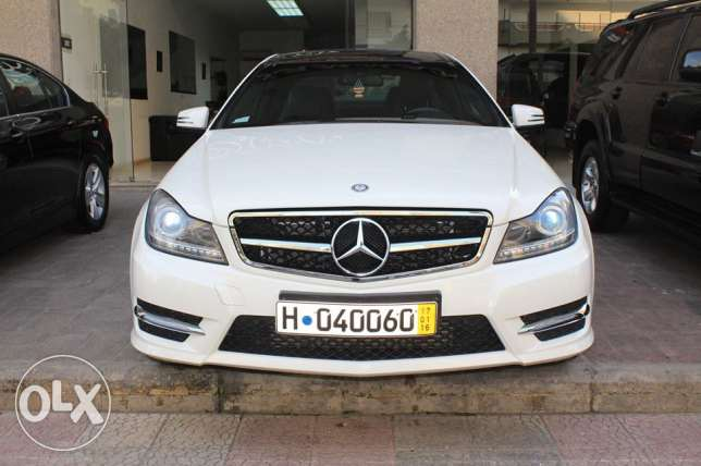 c250 white/blk leather panoramic roof model2012ajnabi