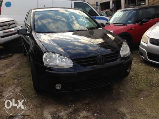 08 GOLF 5 Coupe full