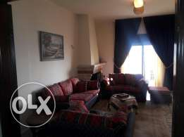 Appartment for Rent in ajaltoun 3 rooms chimney