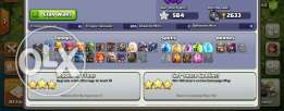 Clash of clans th 9 lvl 102
