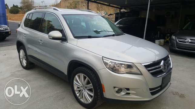 Tiguan sel clean car fax