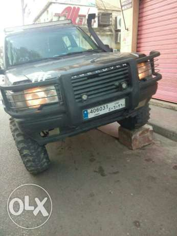 Rover Off road