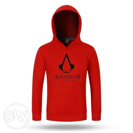 Assassins creed new 2017 hoodies collection الدورة -  4
