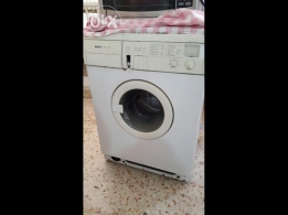 Bosch washing machine 5kg