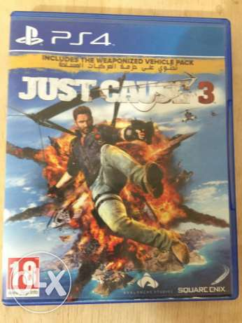 Just cause 3 for trade For trade النبطية -  1