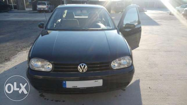Golf IV in immaculate condition