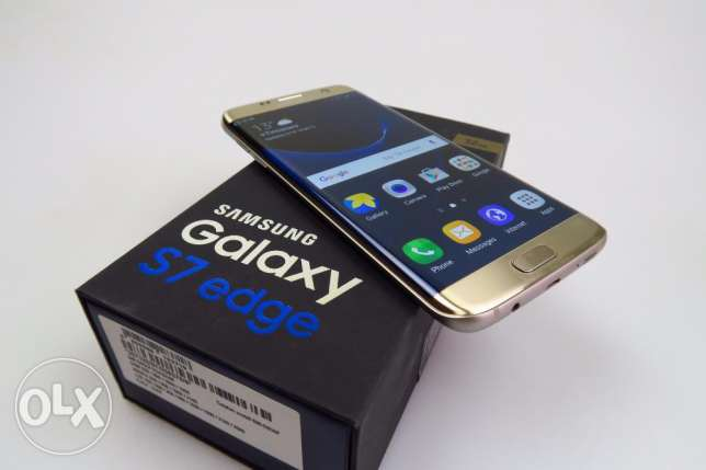 Samsung Galaxy S7 EDGE 32GB gold original