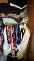 Pile of Clothes to sell
