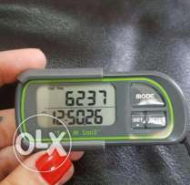 Pedometer for calorie counting walking timer from Sohhe w Sari3