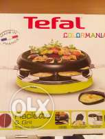 Tefal Electric Grill- oils less system