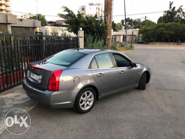 BLS Cadillac 2008 Only 30000 Km