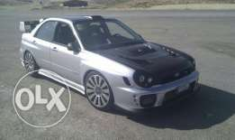 Full tuned car wrx St I special edition with 400 Hp like a new.6 spree