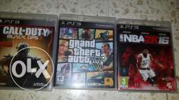 cd ps3 and 12 cd + ps3 in 360$