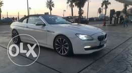 BMW 640 Kashef M.2011 Super Attractive and amazing No accid one owner