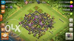 Clash of clans  exchange bi account clash royal arena 10