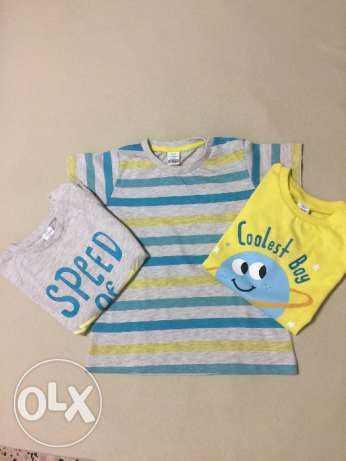 t-shirts for boys 18-24 M