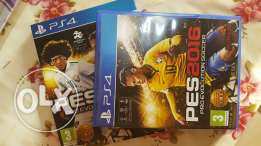 PES 2016 Game For PS4