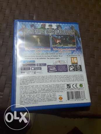 Freedom wars (Ps Vita) for trade ابو سمراء -  2