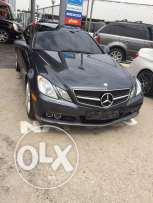 mercedes coupe 2010