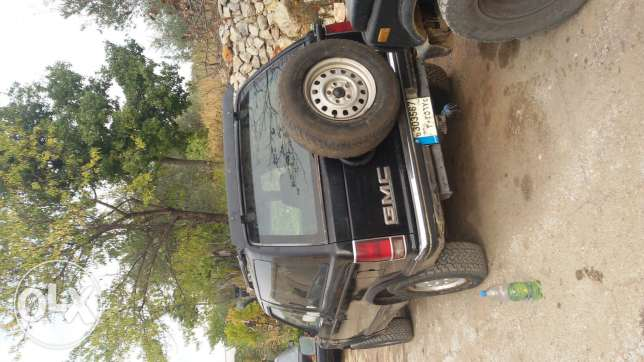 Gmc jimmy s15 1988 manual زغرتا -  1