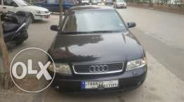 Audi a4 turbo 1.8 md. 2001 for sale