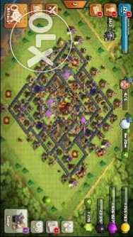 Town hall 10  121 xp clash of clans