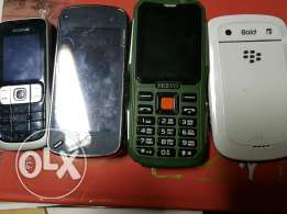Phone with 4 sim